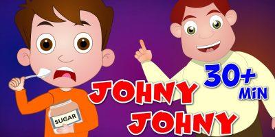 Johny Johny Yes Papa Nursery Rhyme – Cartoon Animation Rhymes and Many More Videos