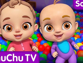 Johny Johny Yes Papa Ball Pit Show – ChuChu TV 3D Baby Songs & Nursery Rhymes for Kids