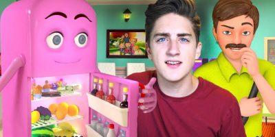 Unintentionally Terrifying Children's Videos