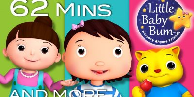 Little Baby Bum | Johny Johny Yes Papa | Nursery Rhymes for Babies | Songs for Kids