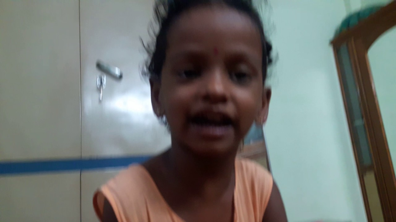 Johny Johny Yes Papa Nursery Rhyme – by Anu (Durga Annapurneshwari )