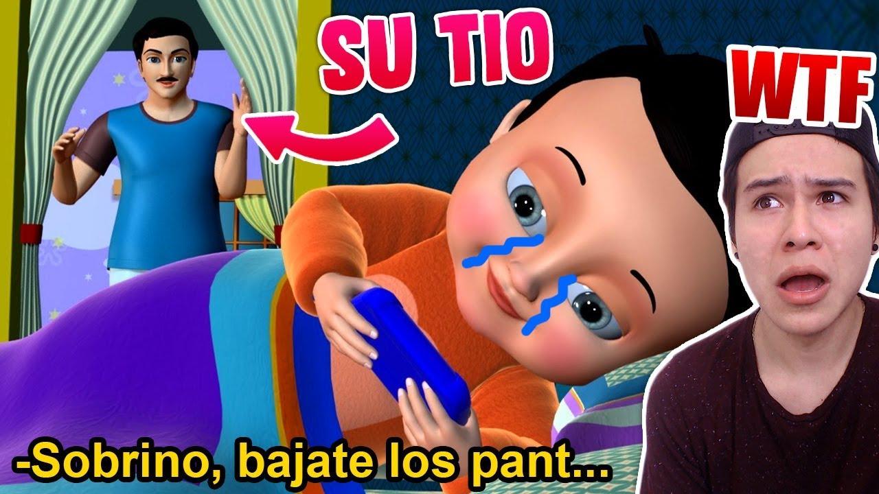 "COMO PERMITE ESTO YOUTUBE!? | -Critica a ""Johny Johny Yes Papa"""