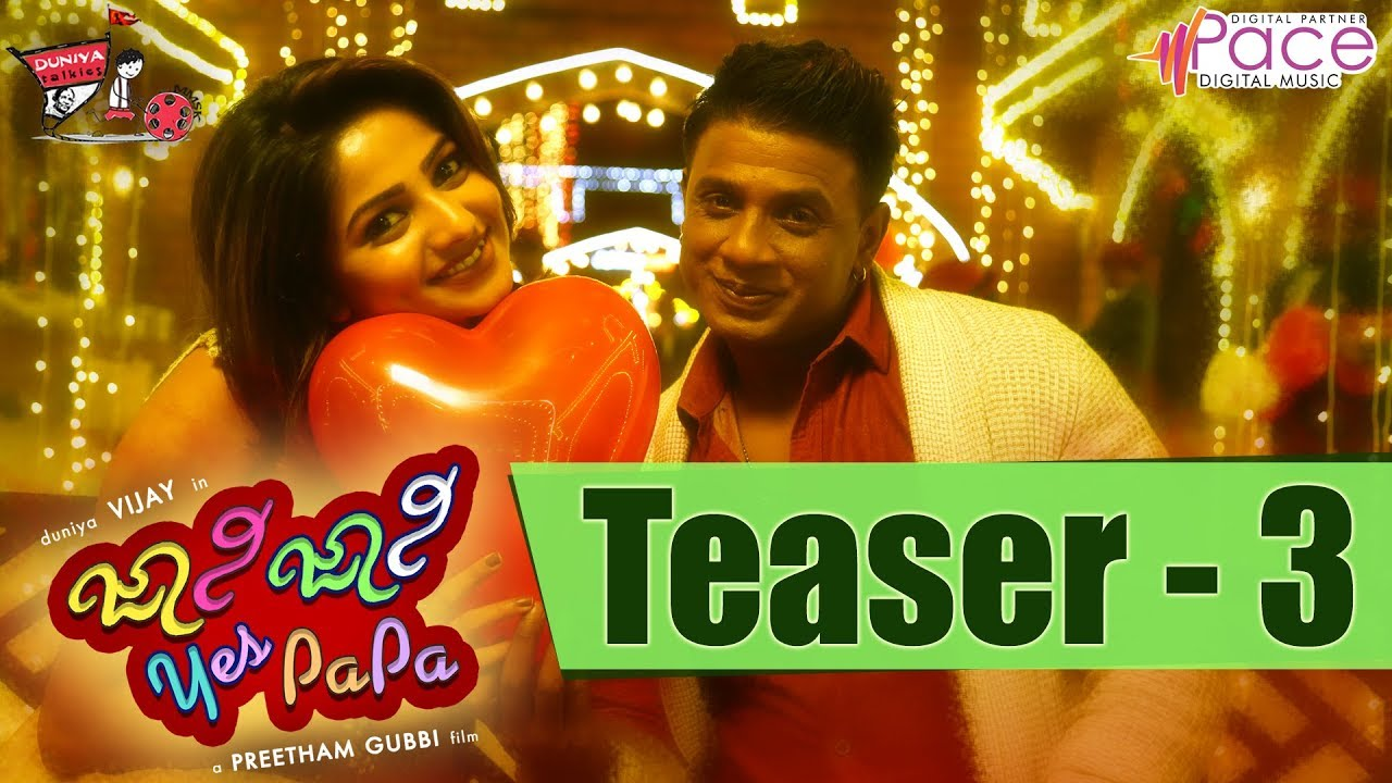 Johnny Johnny Yes Papa | Teaser 3 | Making Video | Valentine's Day | Duniya Vijay | Rachitha Ram