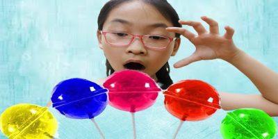 Johnny Johnny Vaikai Vaikams | Johny Johny Yes Papa Song | Baby Gombal Candy Kids  Nursery Rhymes