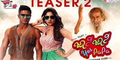 Johnny Johnny Yes Papa | Teaser 2 | Gaddappa | Duniya Vijay, Rachitha Ram | Duniya Talkies