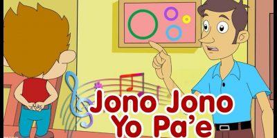 Jono Jono Yo Pa'e – Johnny Johnny Yes Papa (versi Jawa) | Lagu Anak Indonesia