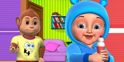 Johny Johny Yes Papa Nursery Rhyme | Part 2 – 3D Animation Rhymes & Songs for Children