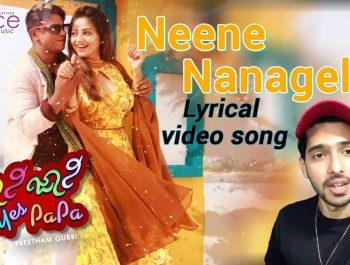 Johnny Johnny Yes Papa | Neene Nanagella Lyrical | Armaan Malik | B Ajaneesh Loknath