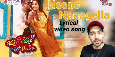 Johnny Johnny Yes Papa | Neene Nanagella Lyrical | Armaan Malik | B Ajaneesh Loknath
