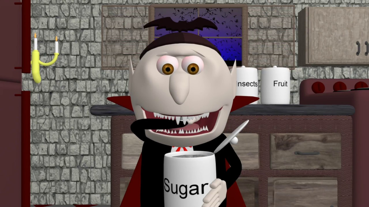 Johnny Johnny yes papa (Halloween Vampire) – EdukayFUN