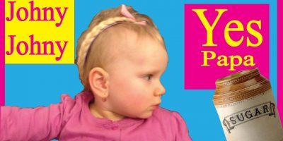 Johny Johny Yes Papa Nursery Rhyme ★ We are ChuChu TV Fans ★ | Emma Timea