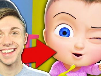Reacting to JOHNY JOHNY YES PAPA
