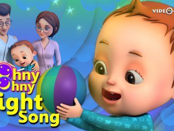 Johny Johny Yes Papa – Night Song | Baby Ronnie | Nursery Rhymes Kids Songs | Johnny Johnny