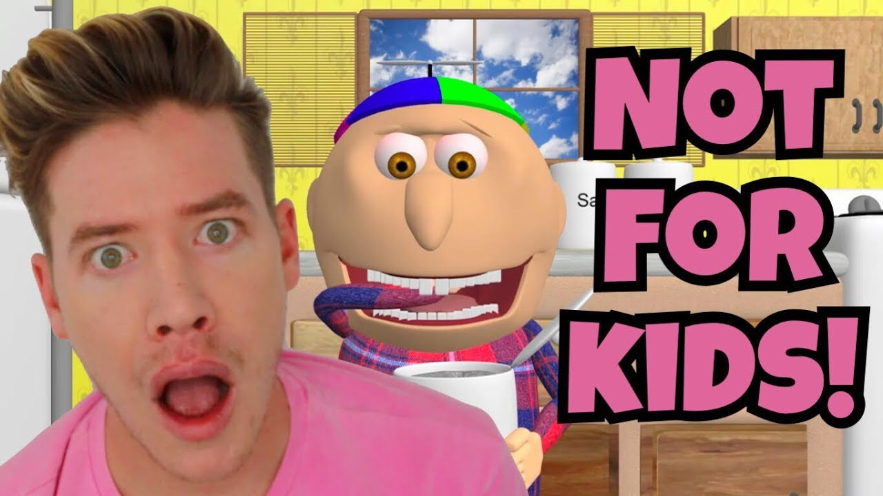 DON'T LET CHILDREN WATCH THIS! React to: Johnny Johnny Yes Papa