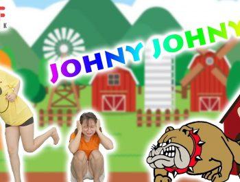 Johny Johny Yes Papa | Nursery Rhymes & Songs For Babies