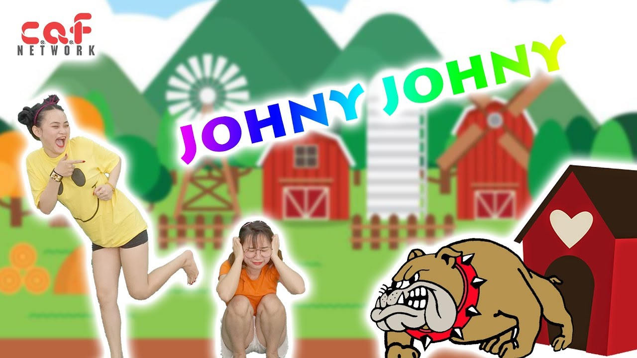 Johny Johny Yes Papa | Nursery Rhymes & Songs For Babies