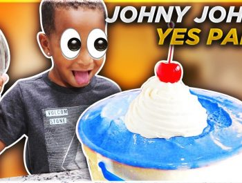 DJ Eats All The Candy Johny Johny Yes Papa
