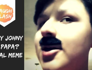 Johny Johny Yes Papa Eating Sugar No Papa ? Telling Lies Meme