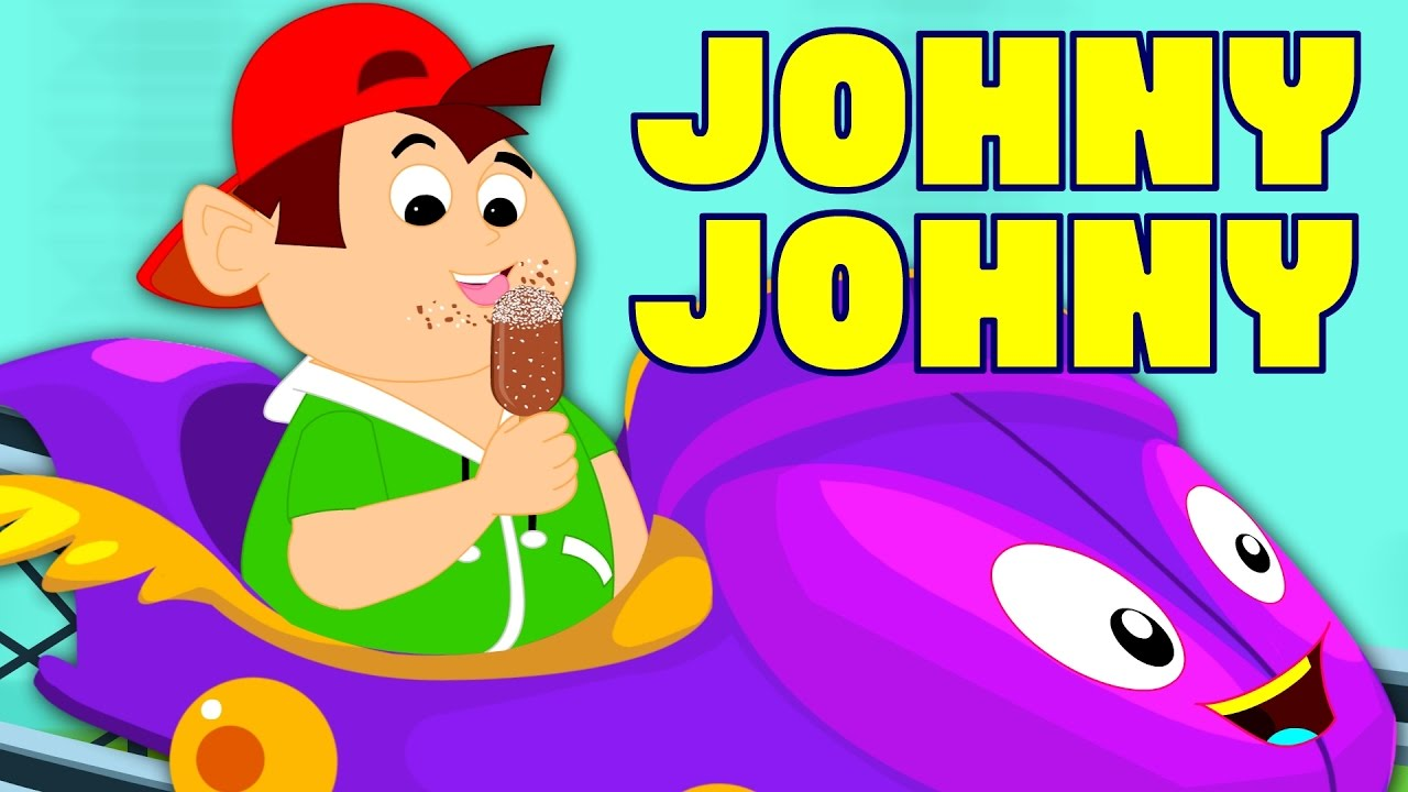 Johny Johny Yes Papa | Nursery Rhymes | Kids Songs | Children Rhymes