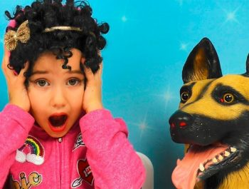 Johnny Johnny Yes Papa – Learn colors with Puppy Pretend play + Funny videos for Kids with Songs
