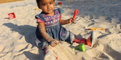 Johny Johny Yes Papa Baby Nursery Rhymes Shovel Toys