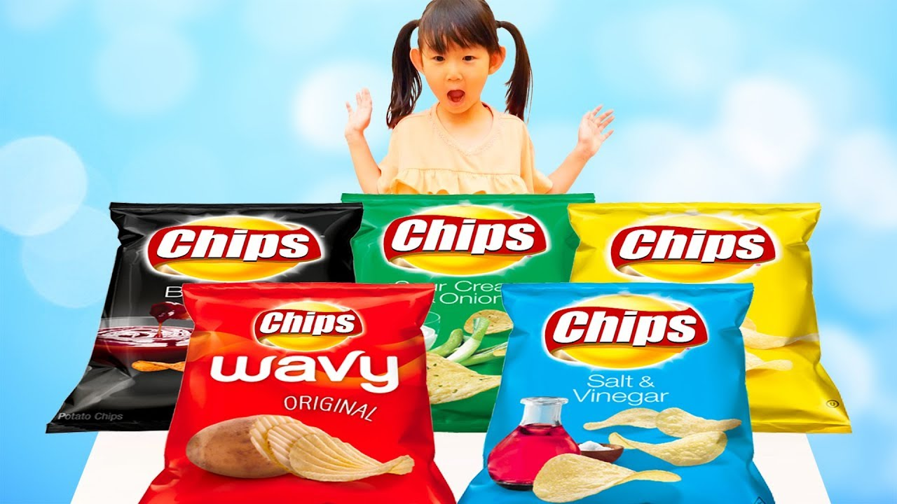 Learn Colors with Chips – Johny Johny Yes Papa