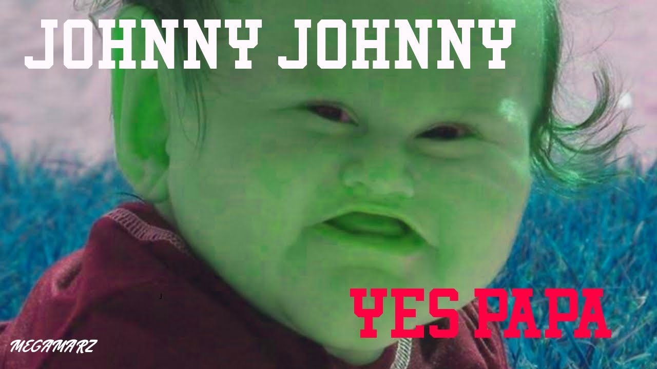 Johnny Johnny Yes Papa (YTP)