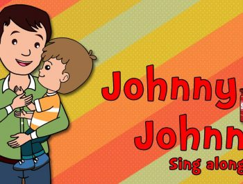 Johnny Johnny Yes Papa – Sing Along – Animated Songs For Kids