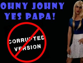 Horny Horny Yaa Papi (Johnny Johnny Yes Papa) | Corrupted Slutty Nursery Rhyme