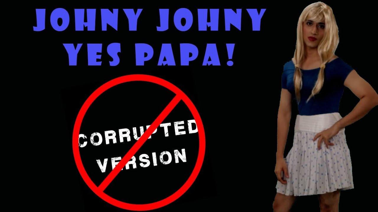 Horny Horny Yaa Papi (Johnny Johnny Yes Papa) | Corrupted Slutty Nursery Rhyme