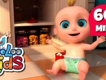 Johny Johny Yes Papa – THE BEST Songs for Children | LooLoo Kids