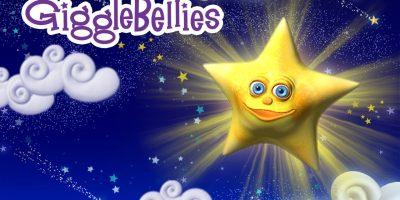Twinkle Twinkle Little Star | Nursery Rhymes | GiggleBellies