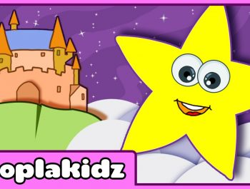 Twinkle Twinkle Little Star | Nursery Rhymes | Lullabies by HooplaKidz