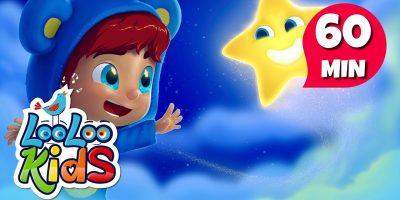 Twinkle, Twinkle, Little Star – THE BEST Songs for Children | LooLoo Kids