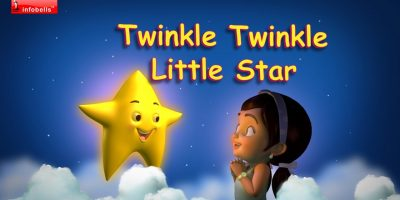 Twinkle Twinkle Little Star – Nursery Rhymes with lyrics
