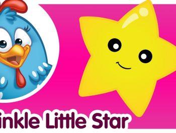 Twinkle Twinkle Little Star – Lottie Dottie Chicken – Kids songs and nursery rhymes in english