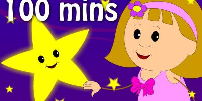 Twinkle Twinkle Little Star | Lots More Fun Nursery Rhymes for Babies | 100 Minutes Compilation!