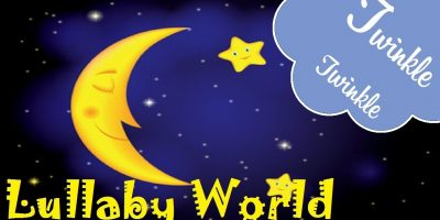 Twinkle Twinkle Little Star LULLABY for babies to go to sleep | Baby lullaby songs go to sleep music