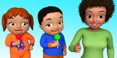 Daily Routine Song | BST Kids Songs & Nursery Rhymes