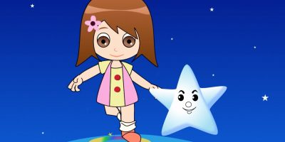 Twinkle Twinkle Little Star with Lyrics – Kids Songs Nursery Rhymes by EFlashApps
