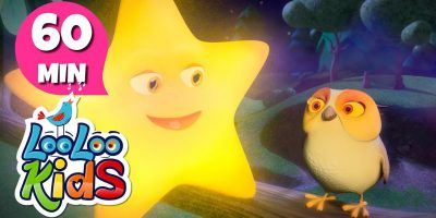 Twinkle, Twinkle, Little Star – Beautiful Lullabies for Children | LooLoo Kids