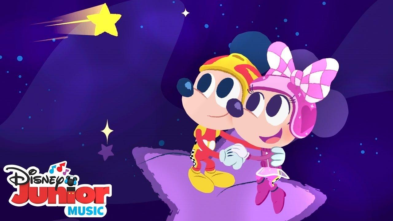 Twinkle, Twinkle, Little Star ?    ?  Disney Junior Music Nursery Rhymes   Disney Junior