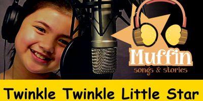 Twinkle Twinkle Little Star | Family Sing Along – Muffin Songs
