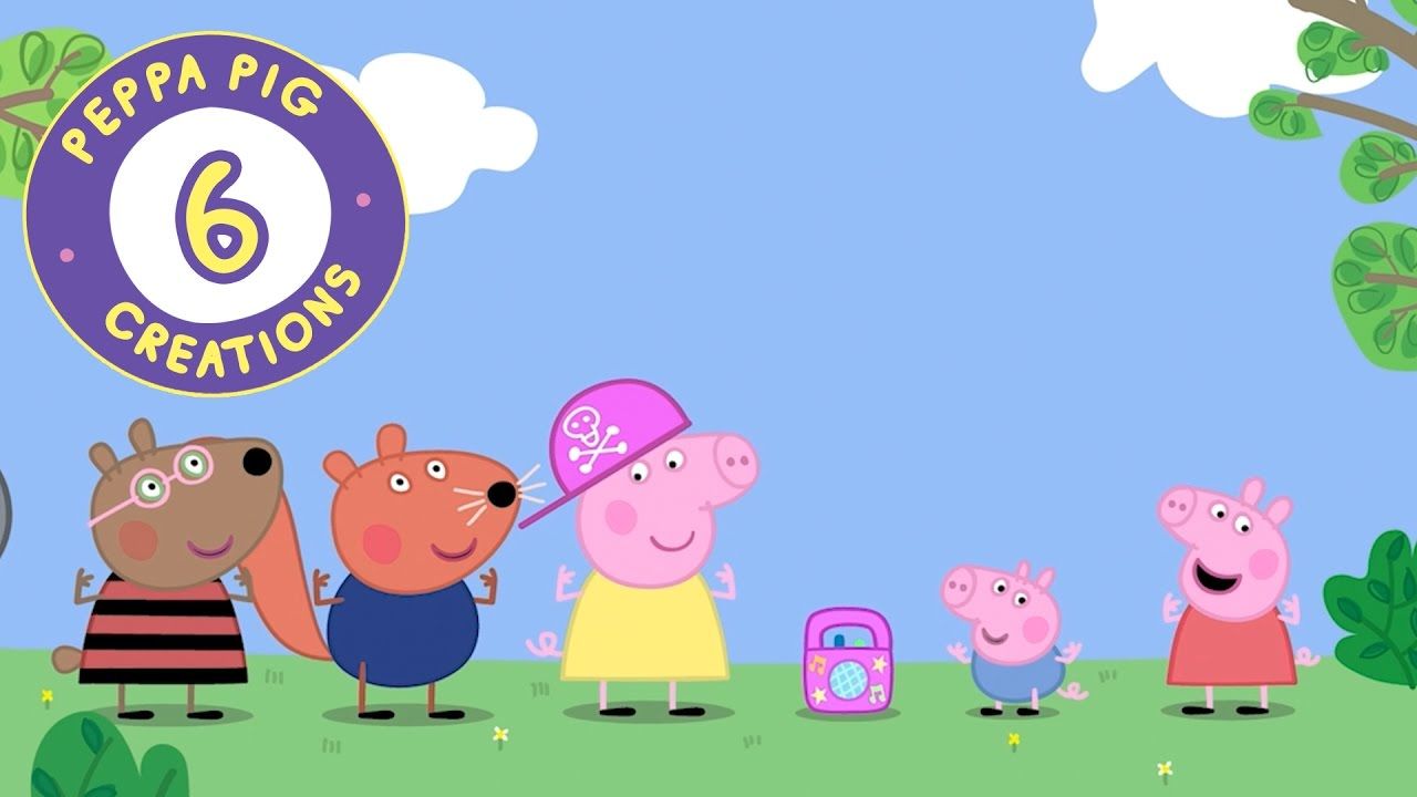 Peppa Pig Creations 06 – Nursery Rhymes: Old MacDonald / Twinkle Twinkle #PeppaPig