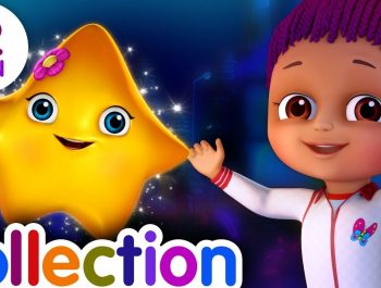 Twinkle Twinkle Little Star & Friends | Popular 3D Nursery Rhymes Collection by ChuChu TV Funzone