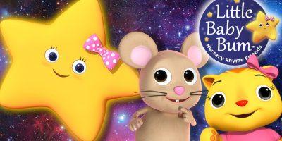 Twinkle Twinkle Little Star | Little Baby Bum | Nursery Rhymes for Babies | Songs for Kids