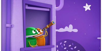 """Twinkle Twinkle Little Star"" Classic Songs by StoryBots"
