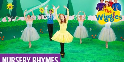 The Wiggles Nursery Rhymes – Twinkle, Twinkle, Little Star