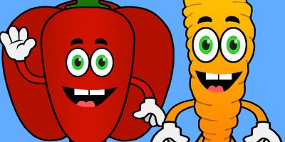 La Canción de Verduras – niños de vídeos musicales – Twinkle Twinkle Little Star