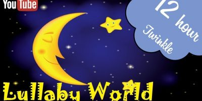 Twinkle Twinkle Little Star LULLABY for Babies to go to Sleep | Kids Lullabies | Baby LULLABY songs